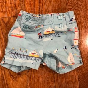 Janie and Jack shorts 3-6 months